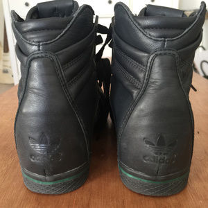 e87a3723174 adidas Shoes - Adidas x Opening Ceremony Black BMX wedge sneakers